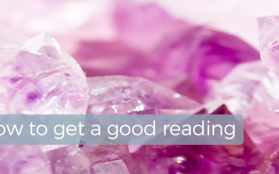 How to get a good reading